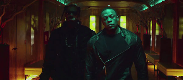 Videoclip: Dr. Dre feat. Snoop Dogg & Akon - Kush