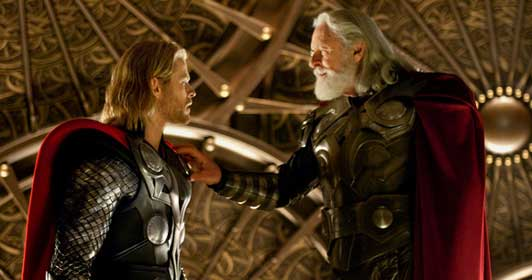 Film Thor (2011) Trailer Online HD Chris Hemsworth, Anthony Hopkins şi Natalie Portman