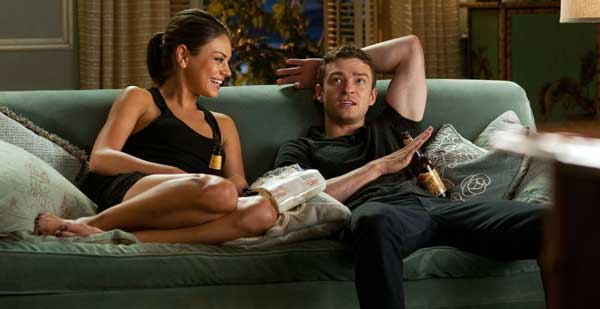 Film Friends with Benefits (2011) Trailer Online HD Poster Download Mila Kunis, Justin Timberlake şi Patricia Clarkson