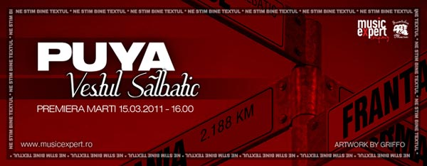 Puya - Vestul Sălbatic | Single Nou