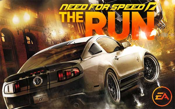 Need for Speed The Run | Trailer HD