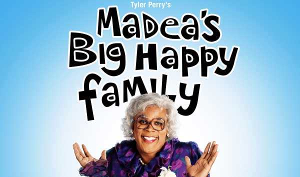 Film Tyler Perry's Madea's Big Happy Family (2011) Trailer Online HD Loretta Devine şi Bow Wow