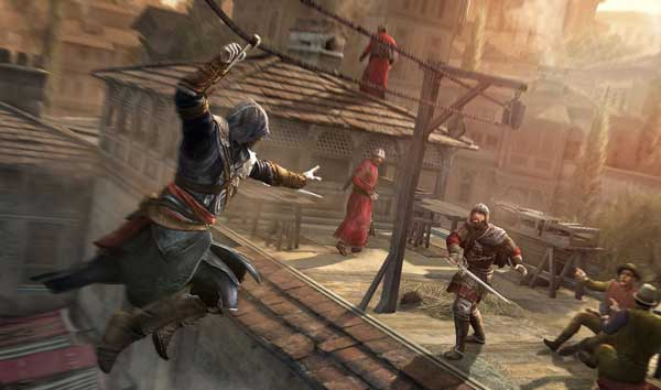 Assassins Creed Revelations imagini din joc 2011