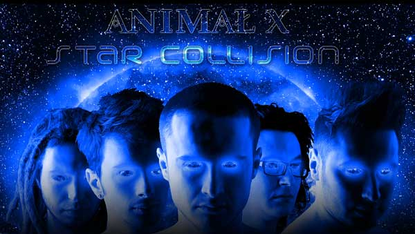 Animal X - Star Collision (Single Nou) 2011