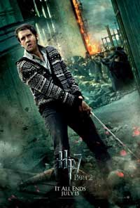 Harry Potter and the Deathly Hallows: Part 2 Poster 1
