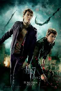 Harry Potter and the Deathly Hallows: Part 2 Poster 3