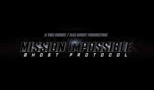 Mission: Impossible - Ghost Protocol (Trailer Oficial HD)