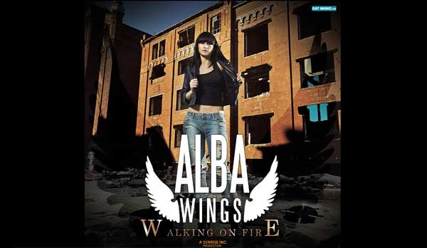 Alba Wings - Walking On Fire 2011