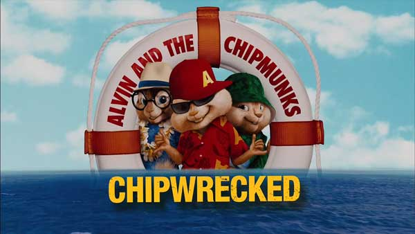 Alvin and the Chimpmunks: Chipwrecked (2011) Trailer Oficial HD