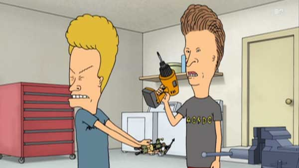 Beavis şi Butt-head MTV 2011