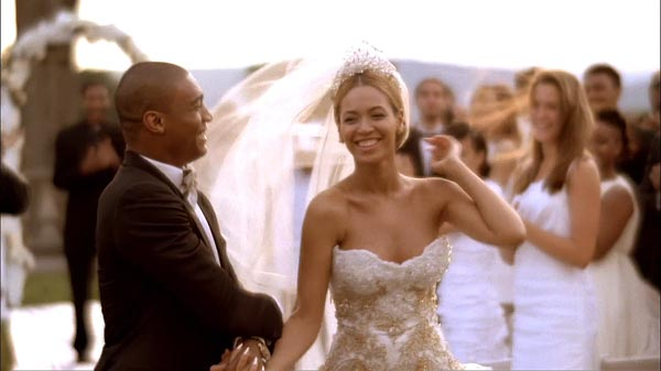 Beyonce in rochie de mireasa Best Thing I Never Had 2011