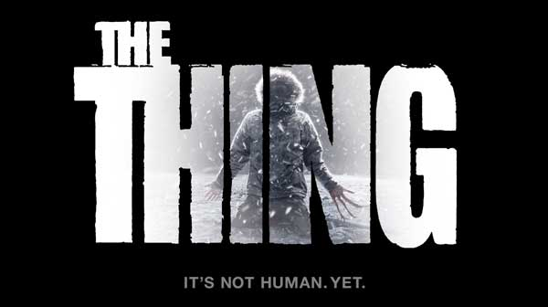 Creatura - The Thing (2011) Trailer Oficial HD