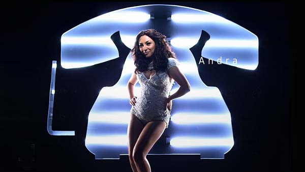 Andra - Telephone (Teaser Videoclip Oficial HD)