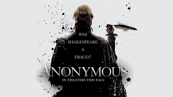 Anonymous 2011 Poster Film