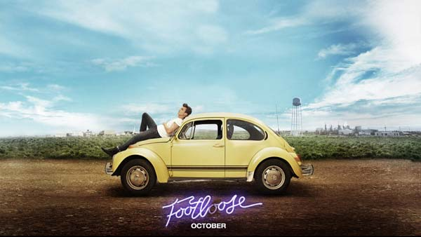 Footloose Kenny Wormald, Julianne Hough Dennis Quaid.
