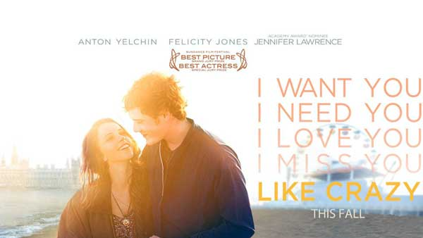 Like Crazy (2011) Trailer Oficial HD