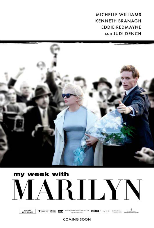 My Week with Marilyn (2011) Poster Film