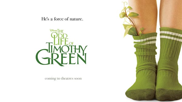 The Odd Life of Timothy Green (2012) Trailer Oficial HD