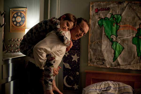 """Poza Tom Hanks în """"Extremely Loud and Incredibly Close"""""""