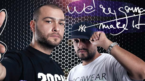 Bitza feat Ombladon - We`re gonna make it - AUDIO