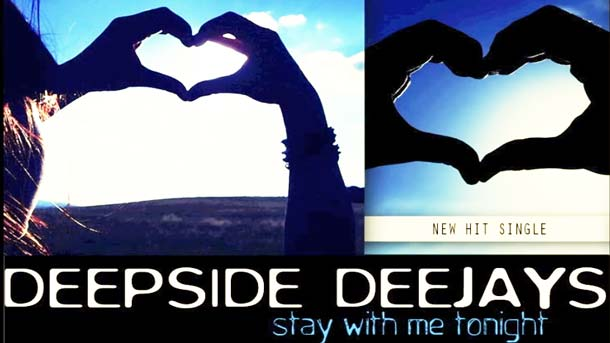 Deepside Deejays - Stay with me tonight - AUDIO