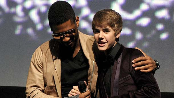 Justin Bieber feat Usher - The Christmas Song - AUDIO