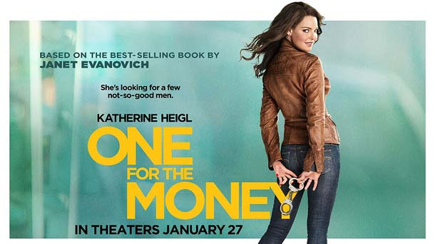 Film - Face toţi banii - One for the Money (2012) Poster
