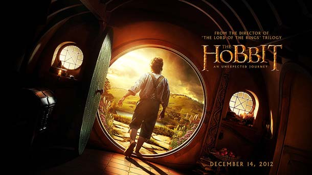 Film - The Hobbit: An Unexpected Journey (2012) Poster