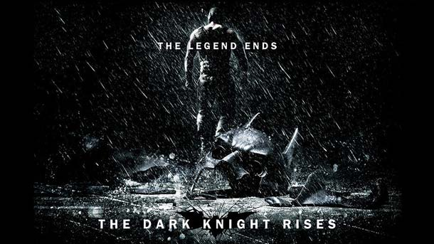 Cavalerul negru: Legenda renaşte - Film - The Dark Knight Rises (2012) Poster