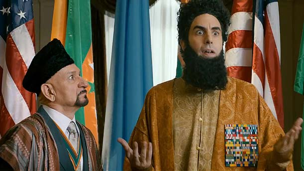 Film - Dictatorul - The Dictator (2012)