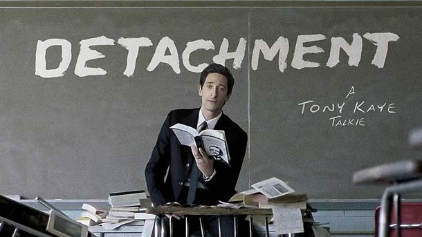 Film - Detachment (2011) Poster film Adrien Brody