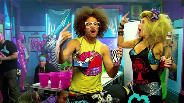 LMFAO - Sorry For Party Rocking - Videoclip