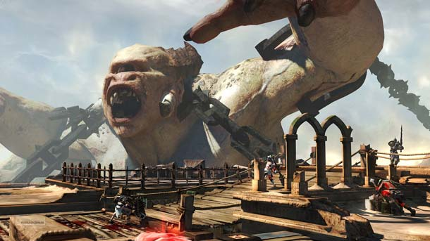 God of War: Ascension, demo multiplayer Playstation 3