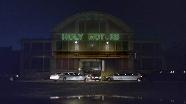 Holy Motors - Motoare sfinte (2012) TRAILER FILM HD