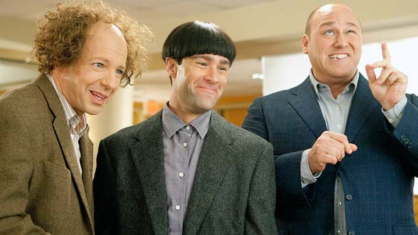 The Three Stooges (2012) Sean Hayes, Chris Diamantopoulos, Will Sasso