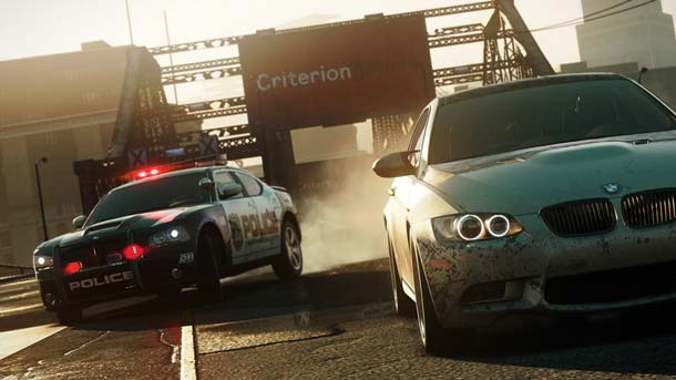 Need for Speed: Most Wanted (Joc 2012)