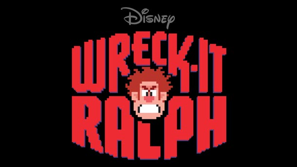 Wreck-It Ralph - Ralph Strica-Tot