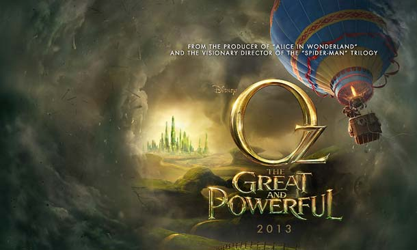 Oz: The Great and Powerful - Grozavul şi puternicul Oz (2013) Poster Film