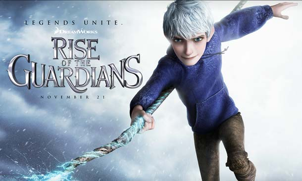 Rise of the Guardians - Cinci eroi de legendă (2012)