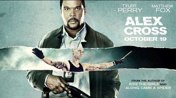 Alex Cross - Detectivul Alex Cross (2012) TRAILER FILM HD