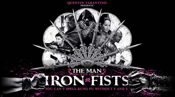 The Man with the Iron Fists - Omul cu pumni de fier (2012) Trailer Film HD