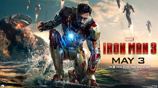 Iron Man 3 - Omul de otel 3 (2013) Trailer Film HD
