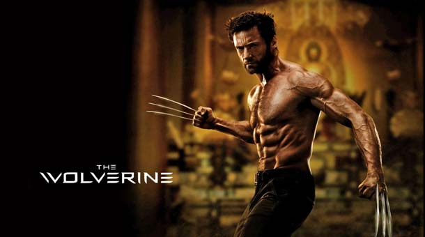 The Wolverine - The Wolverine (2013) Poster Film