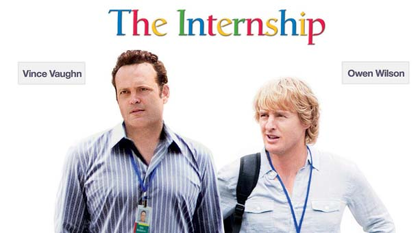 Film The Internship - Stagiarii