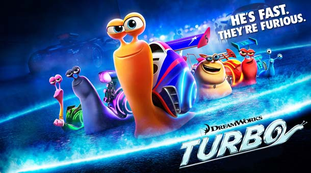 Turbo (2013) Trailer Film HD
